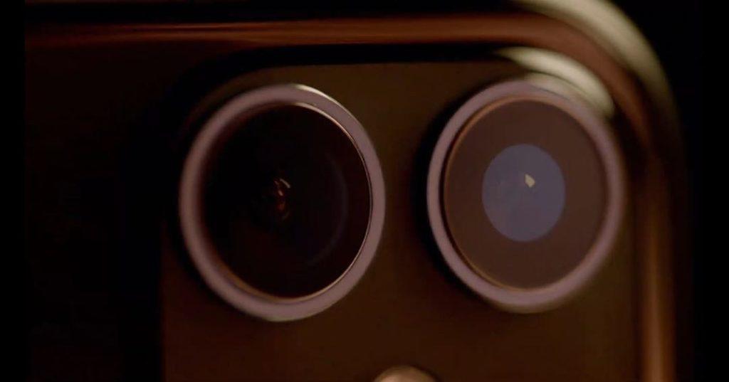 Камеры iPhone 11