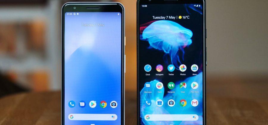 Лучшие маленькие телефоны на Android в 2019 году