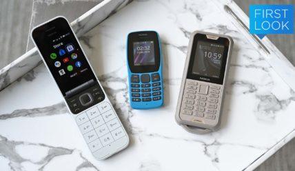 Новые кнопочные телефоны Нокиа 2019 года