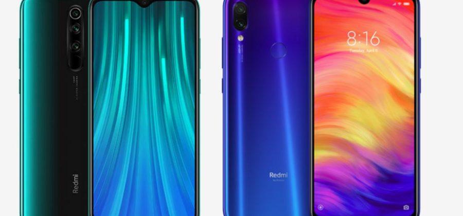 Redmi Note 8 Pro против Redmi Note 7 Pro: сравнение и отличия