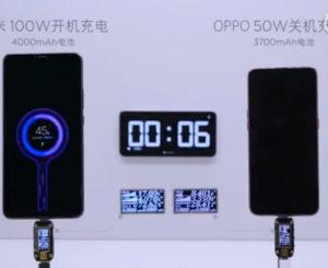 Xiaomi Mi Charge Turbo: быстрая зарядка для телефонов 5G?