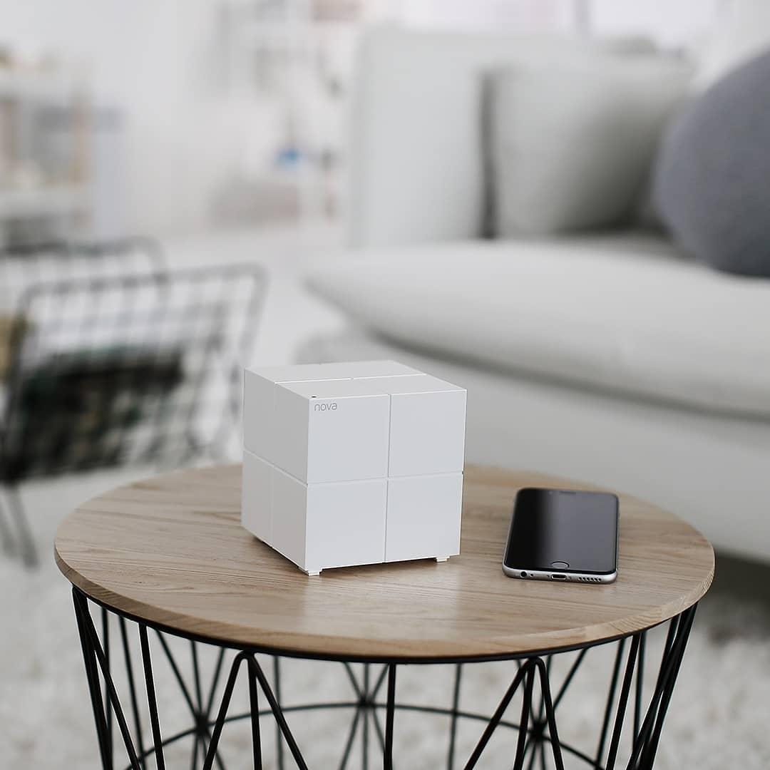 Wi-Fi роутер Tenda Nova MW6