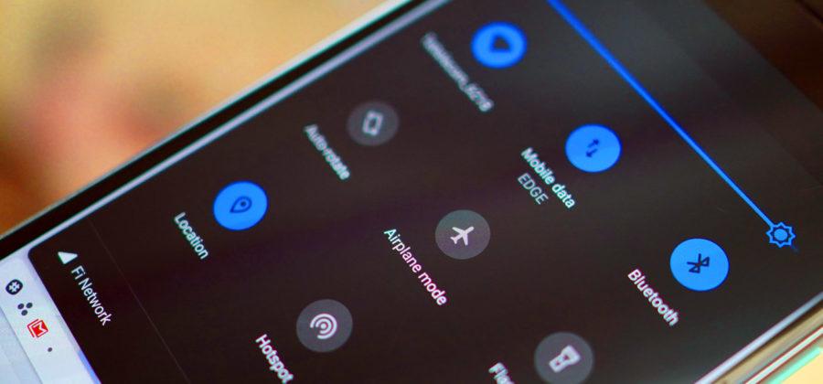 Как использовать темный режим на Android 10 для всех приложений
