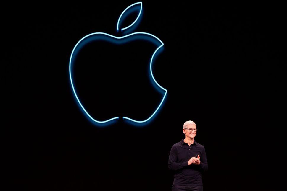 Презентация Apple 2020