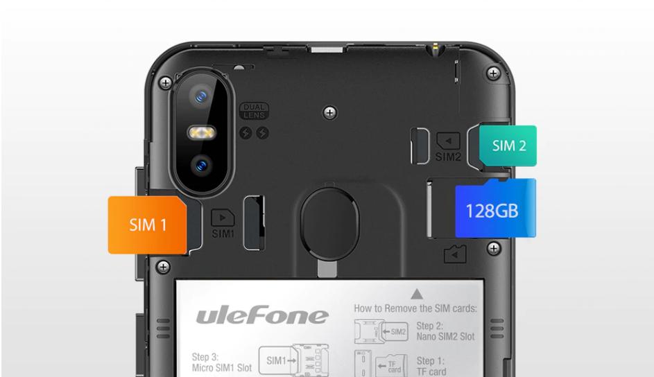 Характеристики Ulefone 10 Pro
