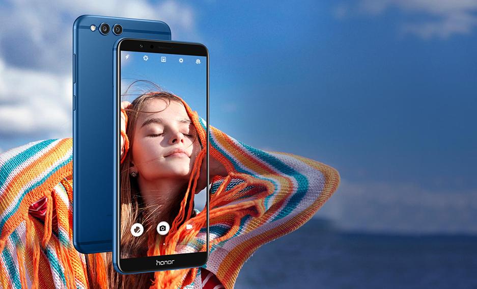 Смартфон для ребенка Honor 7X