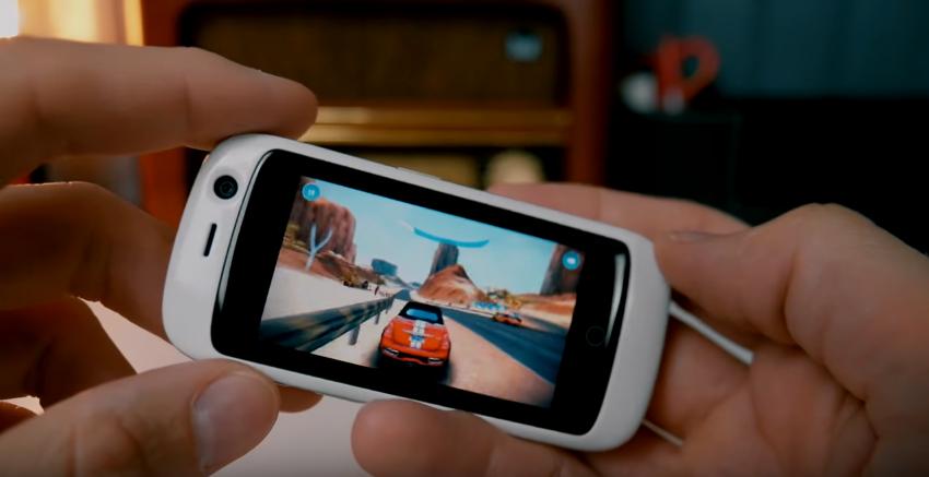 Unihertz Jelly Pro - самый маленький смартфон для детей