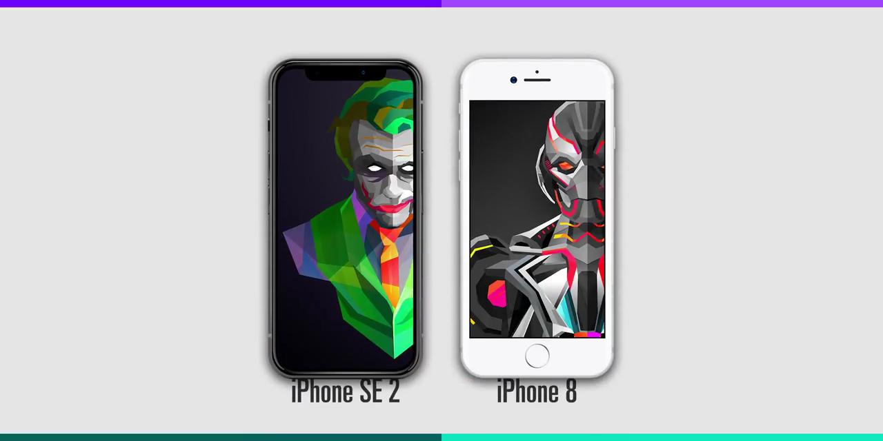 Концепт iPhone SE 2