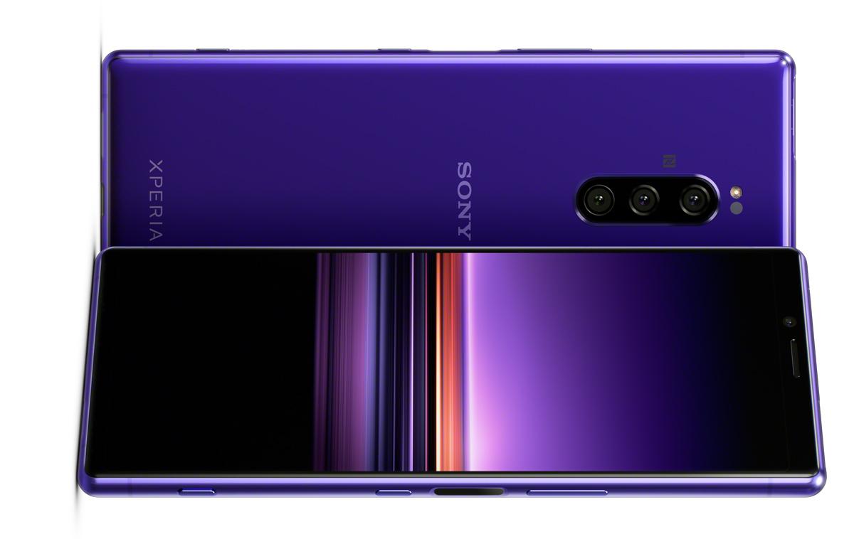 Sony Xperia 1 - мечта видеографа