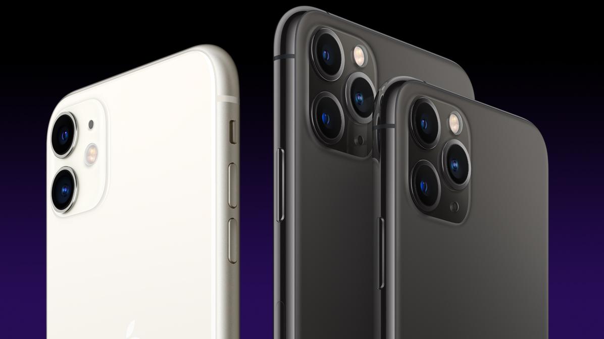 iPhone 11 Pro - смартфон с оптической стабилизацией камеры