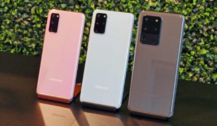 Какой телефон Самсунг Гэлэкси лучше купить в 2020 году?