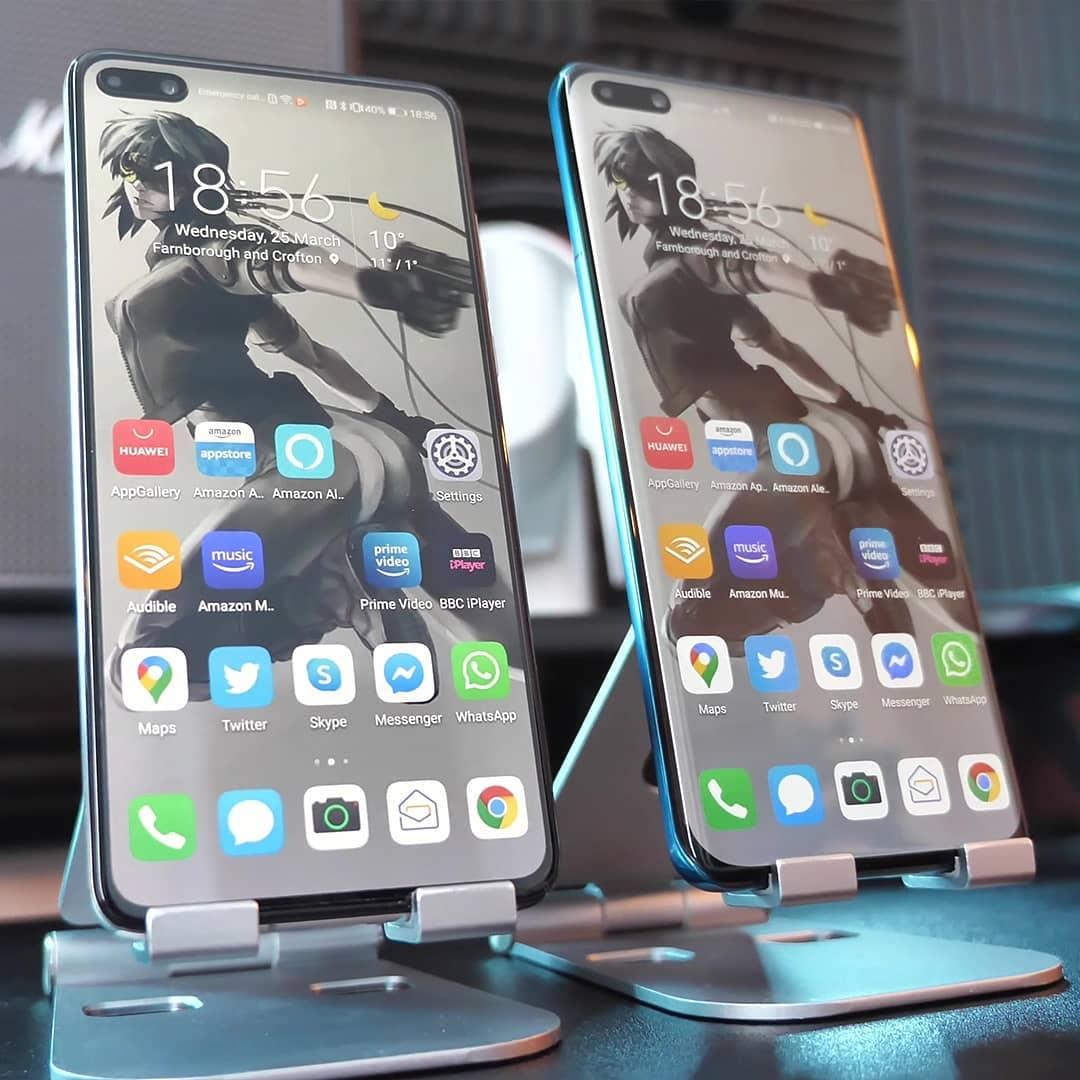 Обзор Huawei P40