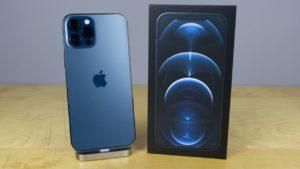 iPhone 12 Pro Pacific Blue 512GB